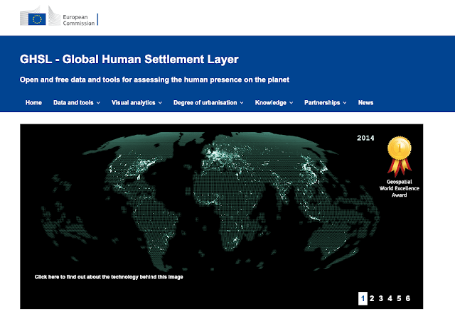 site-oficial-da-ghsl-global-human-settlement-layer