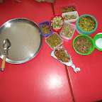 Making Healthy Colourful Bhel WKSN (Playgroup) 03/02/2016