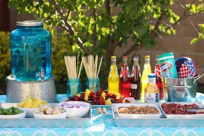 kebab-party