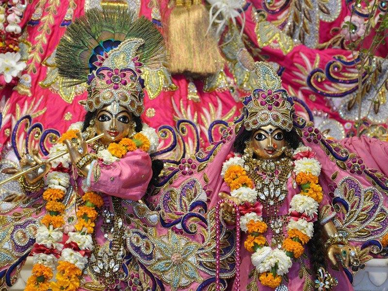 ISKCON Ahmedabad Deity Darshan 12 Mar 2016 (5)
