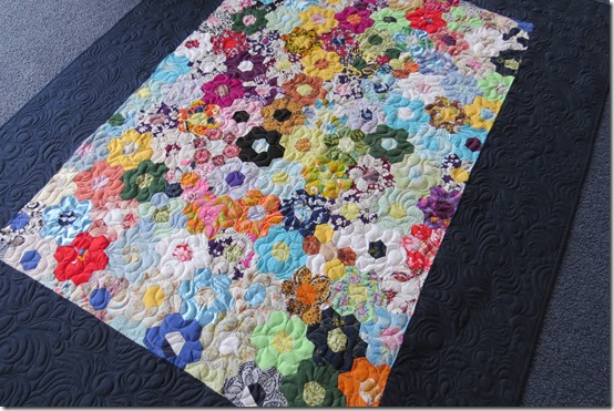 Angela's quilt middle