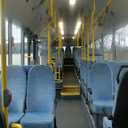 het interieur van de M.A.N van Syntus bus 302