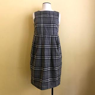 Burberry London Sleeveless Dress