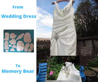 Wedding Dress Transformation