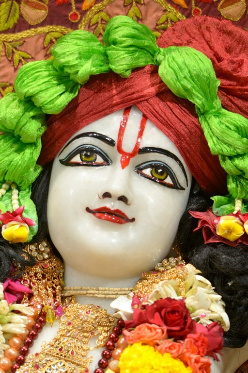 ISKCON Juhu Deity Darshan 28 Mar 2016  (4)