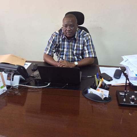 Mombasa county Environment Chief Officer the late Mr. Francis Kombe.