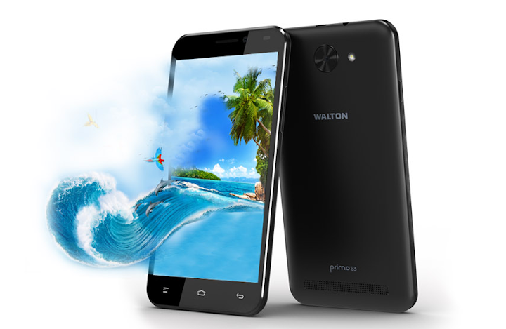 PrimoS3 1 - Walton Primo S3: Phone Specifications And Price