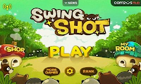 Swing Shot HD Cracked APK Unlimited Coins & Bananas