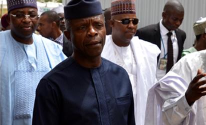 Osinbajo approves news board for Code of Conduct Bureau