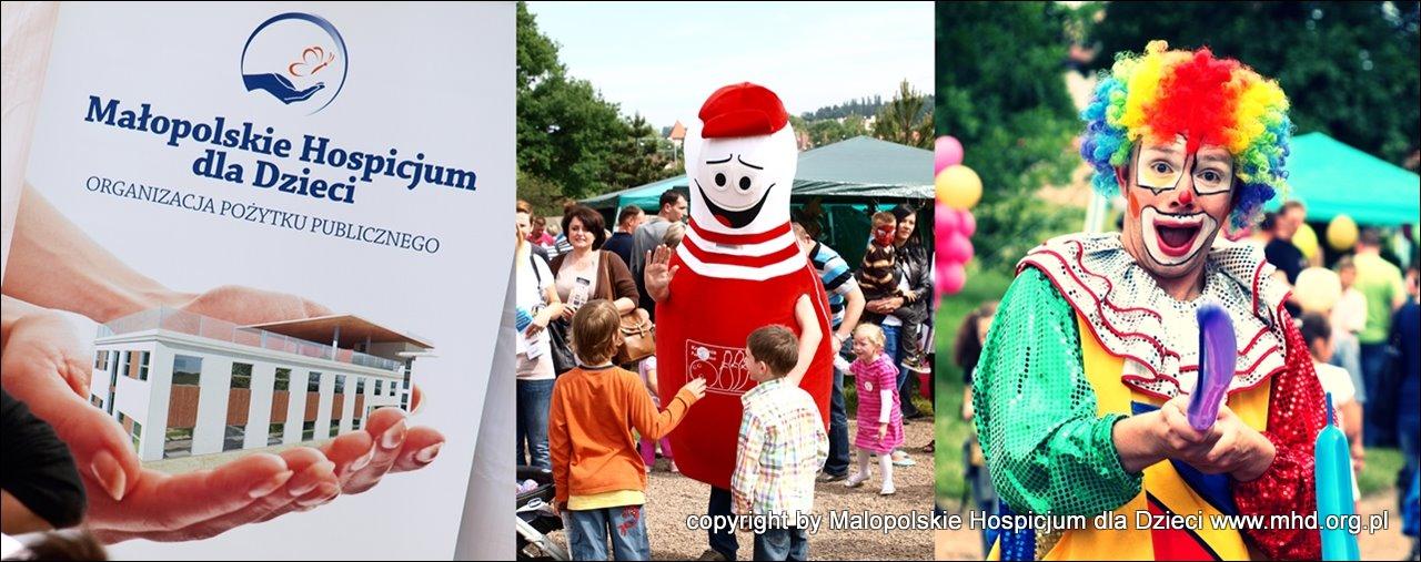 Pierwsza część fotorelacji z IV Bajkowego Dnia Dziecka. Wieliczka, 3.06.2012.  Foto: Kasia Przeszłowska, wolontariuszka MHD