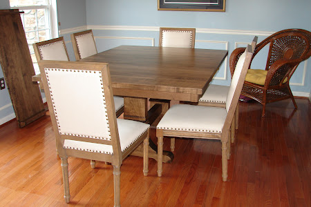 "48"" x 48"" Tuscany Dining Table in Sugar Maple"