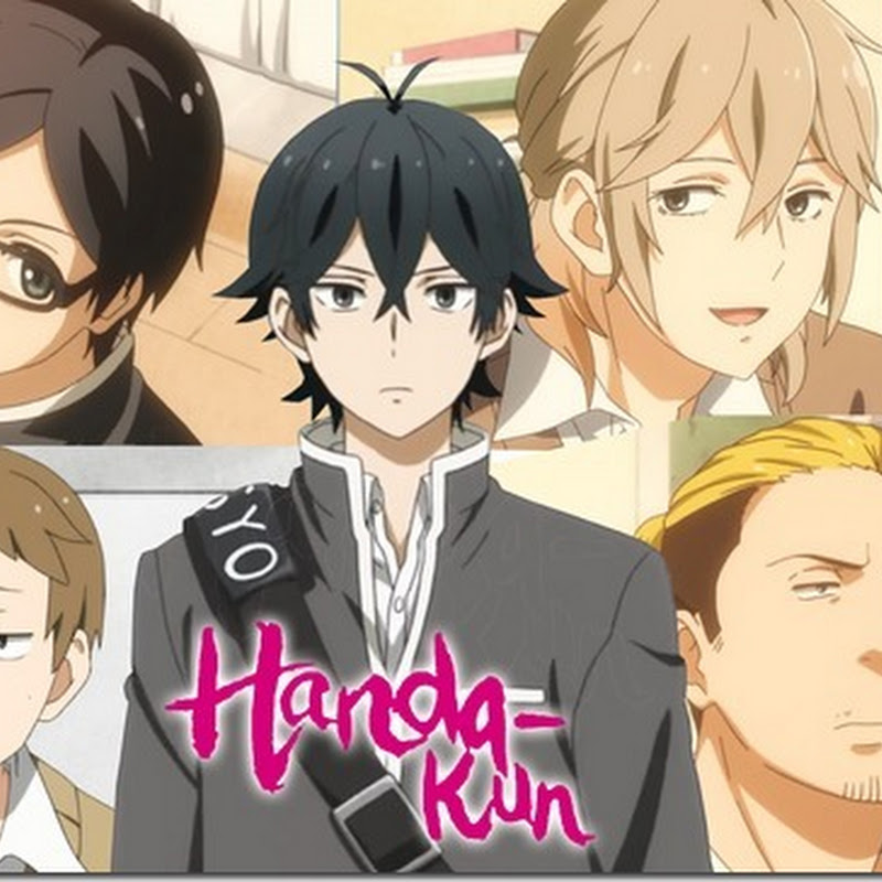 [Review] Handa-kun