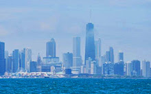 Chicago waterfront- Sailing World NOOD Regatta for J/111, J/105, J/109