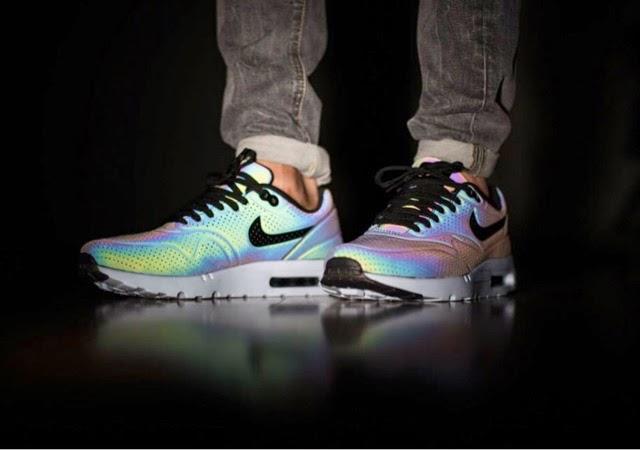 Nike Air Max Ultra Moire schillernd