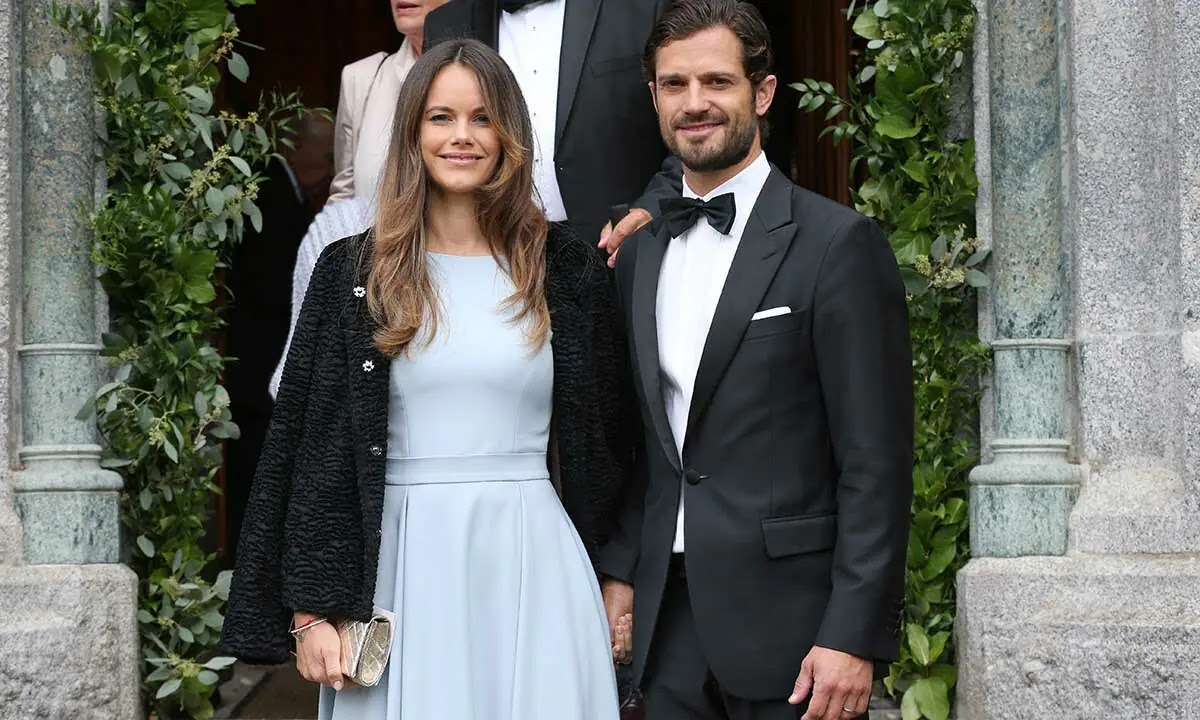 Princess Sofia's baby son Prince Julian to be Christened This Summer