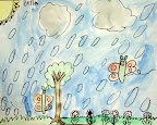 Spring Rains by Bella