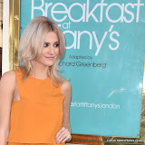 OIC - ENTSIMAGES.COM - Pixie Lott at the  Breakfast at Tiffany's - Photocall in London 28th January 2016 Photo Mobis Photos/OIC 0203 174 1069