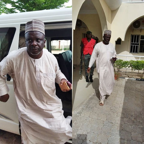 NECO Director Apprehended and Arraigned by EFCC Over Multi-million Naira Fraud (Photos)