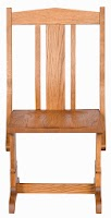 Tuscany Dining Chair in Seely Oak
