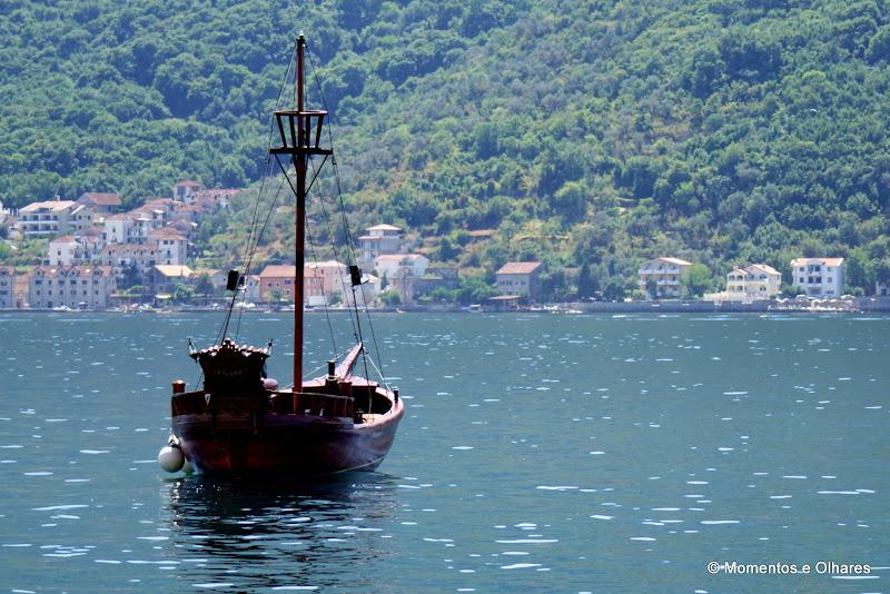 Baía de Kotor, Montenegro