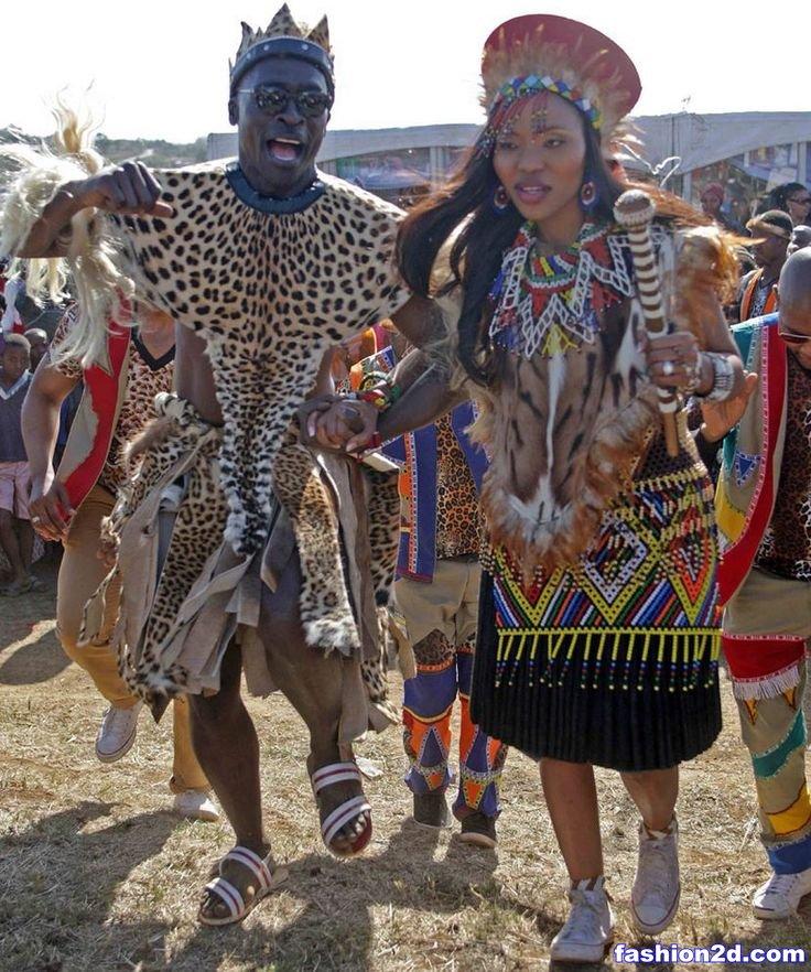 Zulu Traditional Wedding Wear Designs Fashion 2d