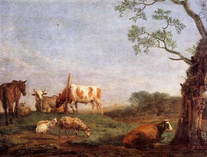 Paulus Potter - Resting Herd
