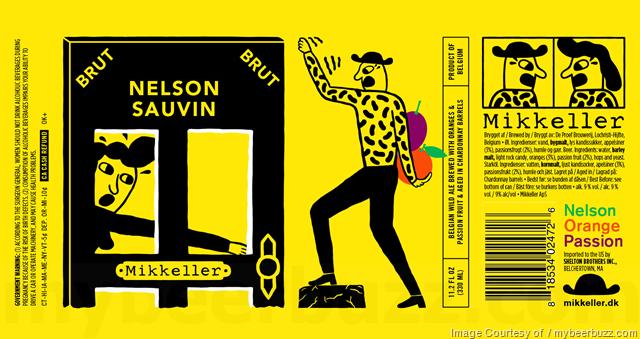 Mikkeller - Nelson Sauvin Brut