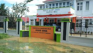 Siwa Banjir, RSUD dan Mapolsek Terendam Air