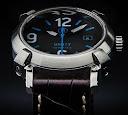 Blau Mari Watch by Unity Watches