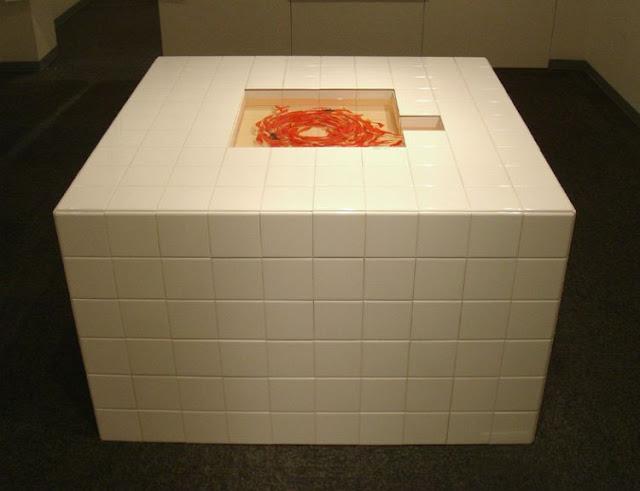 goldfish resin 3d Riusuke Fukahori 7