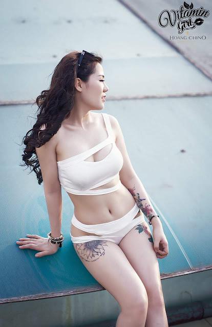 hot girl dj sansan nguyen 4