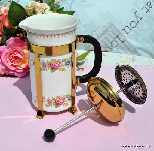 Royal Grafton Malvern Pattern Cafetiere
