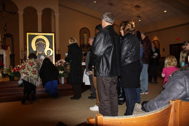Black Madonna Pilgrimage in N. America Atlanta, GA .  St. Monica, pictures by Aneta Mazurkiewicz - IMG_3298.jpg