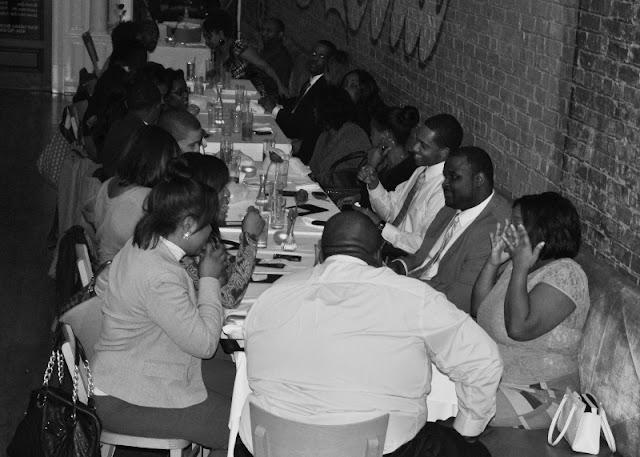 Feb. 2012: Executive Dinner Chat @ The Pecan - DSC_4607.JPG