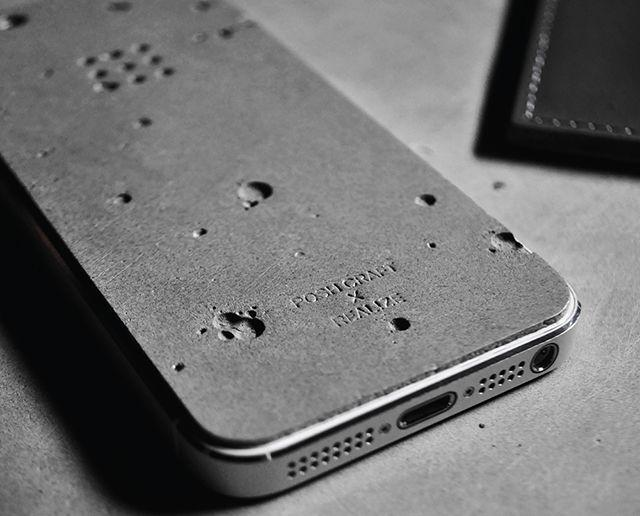 The Concrete iPhone Case Is Finally Here