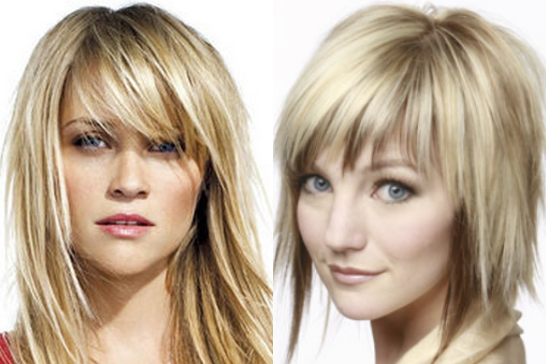 Latest Ragged Bangs 2018 For Women's Hairstyles 4