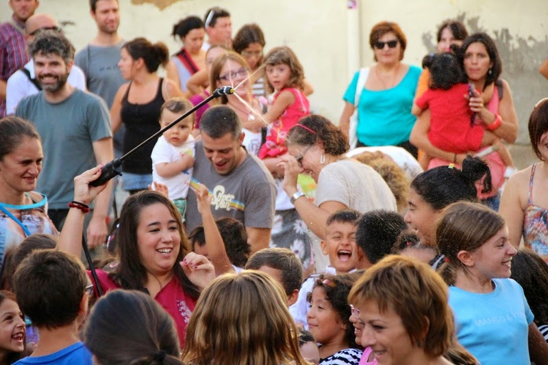 Festa infantil i taller balls tradicionals a Sant Llorenç  20-09-14 - IMG_4240.jpg