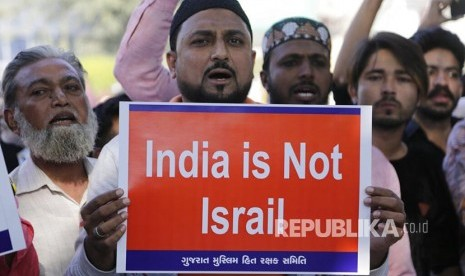 Ketika Ada Diskriminasi Dalam UU Kewarganegaraan India