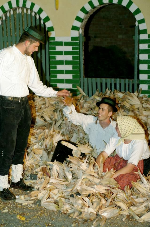 Šiškovci - Šuškanje kukuruza