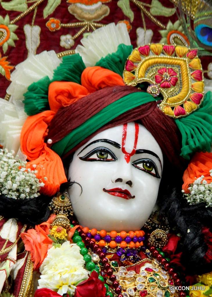 ISKCON Juhu Sringar Deity Darshan on 2nd Jan 2017 (44)