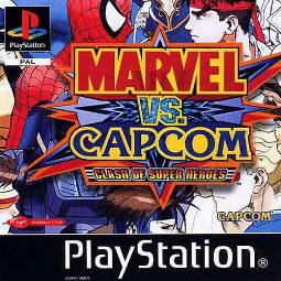 Marvel Vs. Capcom - Clash Of Super Heroes ISO