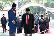 Berita Foto : Panglima TNI Hadiri Peringatan Hari Kesaktian Pancasila
