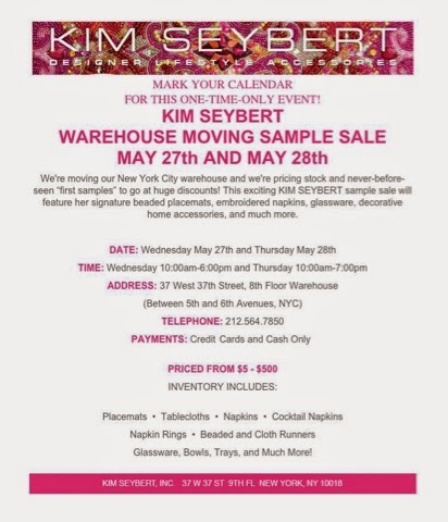 Upcoming Sample Sales  Practically Haute
