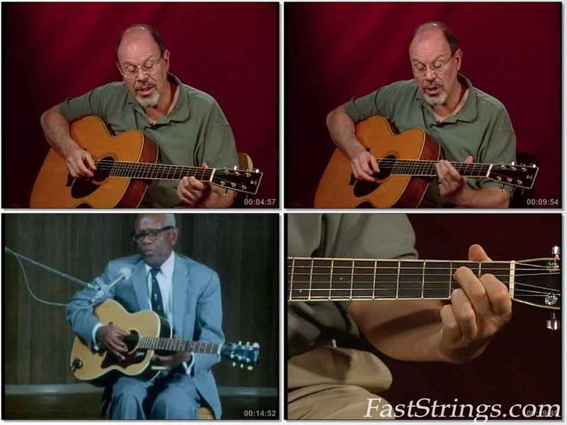 Stefan Grossman - Country Blues Guitar in Open Tunnings