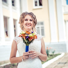 Wedding photographer Albina Ponomareva (Albinamiu). Photo of 15.03.2015