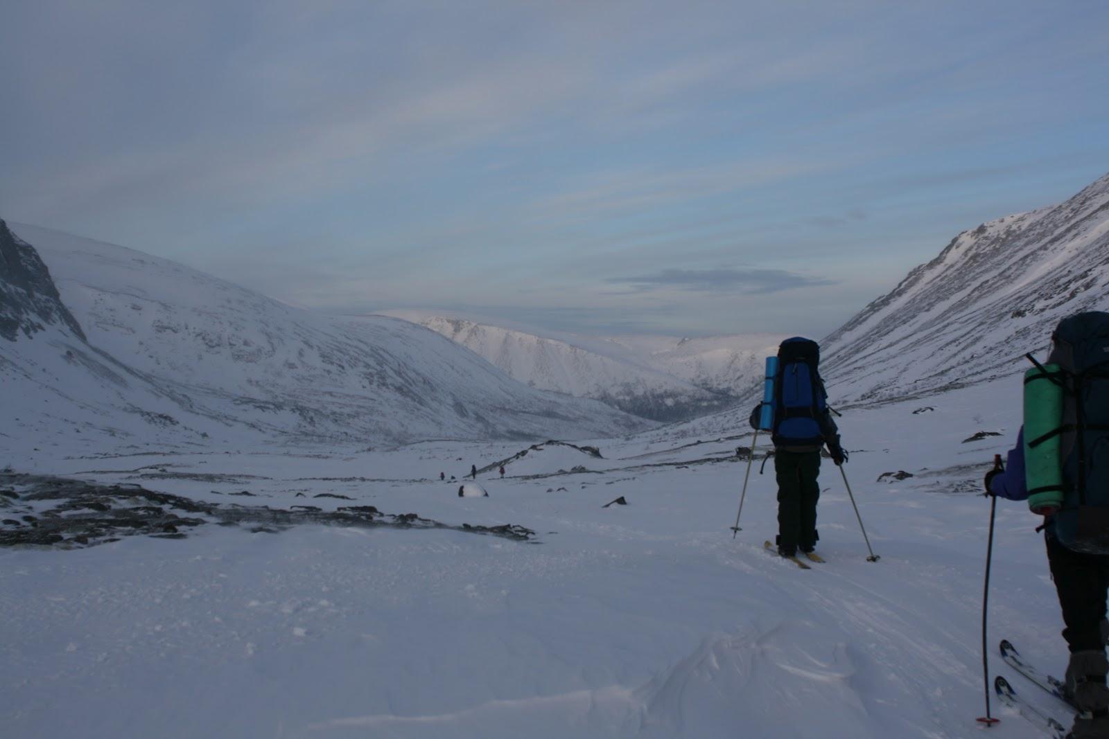 Отчет о лыжном походе 2 к.с. по Хибинам