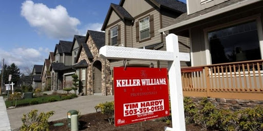 If mortgage rates keep rising, home prices will eventually be forced to fall