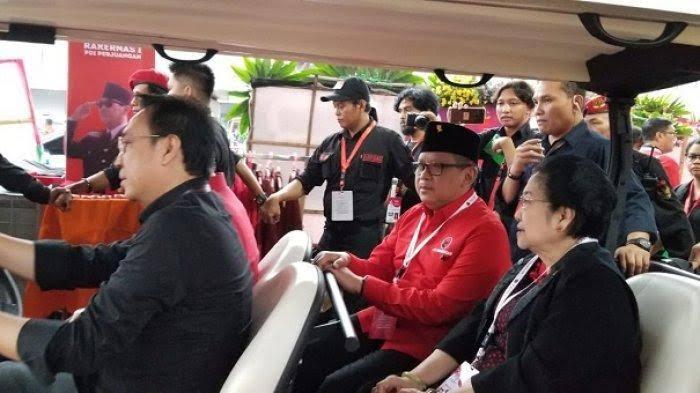 Bantah 'Sembunyi' di PTIK dan Dikumpulkan Megawati, Ini Penjelasan Hasto