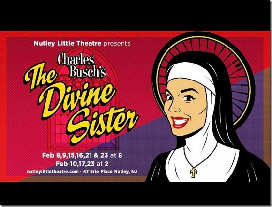 """New Jersey Footlights: Audition: """"The Divine Sister"""" at"""