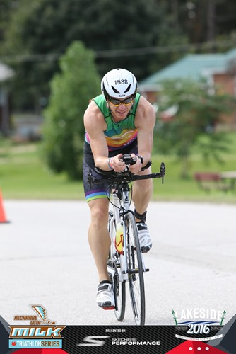 2016 MultiSport Lakeside Triathlon (Sunday)